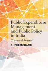Omslag - Public Expenditure Management and Public Policy in India