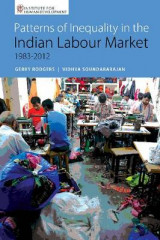 Omslag - Patterns of Inequality in the Indian Labour Market 1983-2012