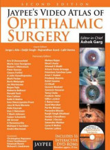 Omslag - Jaypee's Video Atlas of Ophthalmic Surgery
