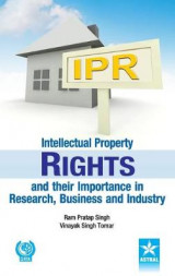 Omslag - Intellectual Property Rights and Their Importance in Research, Business and Industry