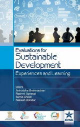 Omslag - Evaluations for Sustainable Development Experiences and Learning