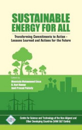 Omslag - Sustainable Energy for All : Transforming Commitments to Action Lessons Learned and Actions for the Future