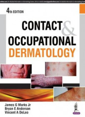 Contact & Occupational Dermatology av Bryan E Anderson, Vincent A DeLeo og James G Marks Jr (Innbundet)