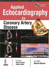 Omslag - Applied Echocardiography in Coronary Artery Disease