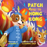 Omslag - Patch Goes to Hong Kong