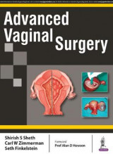Omslag - Advanced Vaginal Surgery