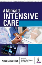 Omslag - A Manual of Intensive Care