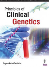 Omslag - Principles of Clinical Genetics