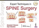 Omslag - Expert Techniques in Spine Surgery