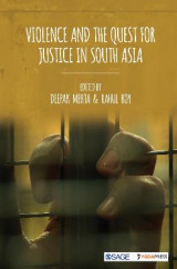Omslag - Violence and the Quest for Justice in South Asia