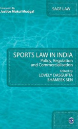 Omslag - Sports Law in India