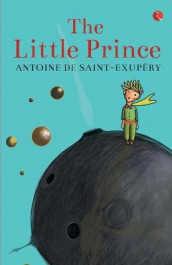 THE LITTLE PRINCE av Antoine de Saint-Exupery (Heftet)