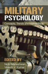 Omslag - Military Psychology