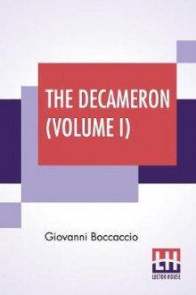 The Decameron (Volume I) av Giovanni Boccaccio (Heftet)