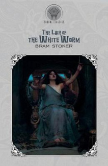 The Lair of the White Worm av Bram Stoker (Heftet)