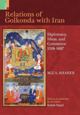 Omslag - Relations of Golkonda with Iran
