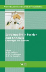 Omslag - Sustainability in Fashion and Apparels