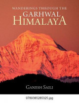 Omslag - Wanderings Through the Garhwal Himalaya