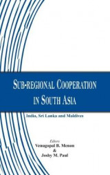 Omslag - Sub-Regional Cooperation in South Asia