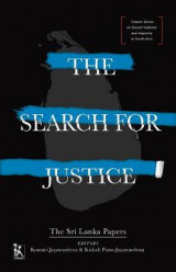 Omslag - Search for Justice - The Sri Lanka Papers