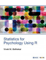 Omslag - Statistics for Psychology Using R