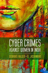 Omslag - Cyber Crimes Against Women in India