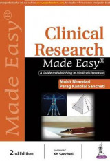Omslag - Clinical Research Made Easy