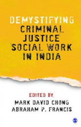 Omslag - Demystifying Criminal Justice Social Work in India