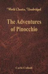 Omslag - The Adventures of Pinocchio (World Classics, Unabridged)