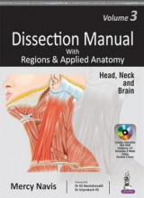 Omslag - Dissection Manual with Regions & Applied Anatomy