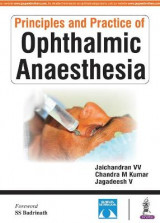 Omslag - Principles and Practice of Ophthalmic Anaesthesia