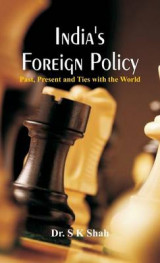 Omslag - India's Foreign Policy
