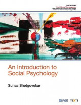 Omslag - An Introduction to Social Psychology