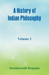 Omslag - A History of Indian Philosophy,
