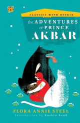 Omslag - The Adventures of Prince Akbar
