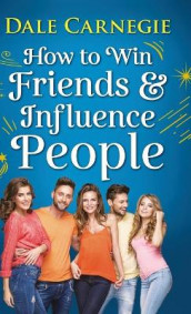 How to Win Friends and Influence People av Dale Carnegie (Innbundet)