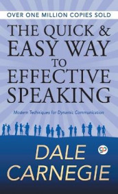 The Quick and Easy Way to Effective Speaking av Dale Carnegie (Innbundet)