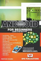Android for Beginners : av Pratiyush Guleria (Heftet)