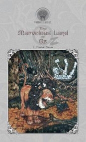 The Marvelous Land of Oz av L Frank Baum (Innbundet)