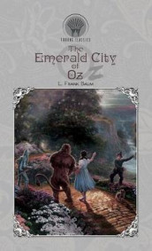 The Emerald City of Oz av L Frank Baum (Innbundet)
