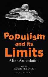 Omslag - Populism and Its Limits
