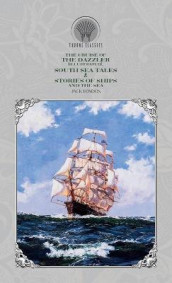 The Cruise of the Dazzler (Illustrated), South Sea Tales & Stories of Ships and the Sea av Jack London (Innbundet)