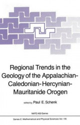 Omslag - Regional Trends in the Geology of the Appalachian-Caledonian-Hercynian-Mauritanide Orogen