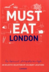 Omslag - Must eat London