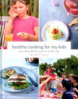 Omslag - Healthy Cooking for My Kids