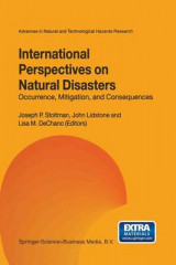 Omslag - International Perspectives on Natural Disasters: Occurrence, Mitigation, and Consequences