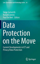 Omslag - Data Protection on the Move 2015
