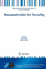 Omslag - Nanomaterials for Security 2016