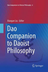 Omslag - Dao Companion to Daoist Philosophy