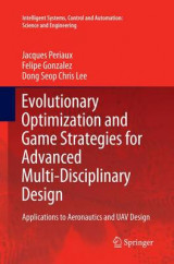 Omslag - Evolutionary Optimization and Game Strategies for Advanced Multi-Disciplinary Design